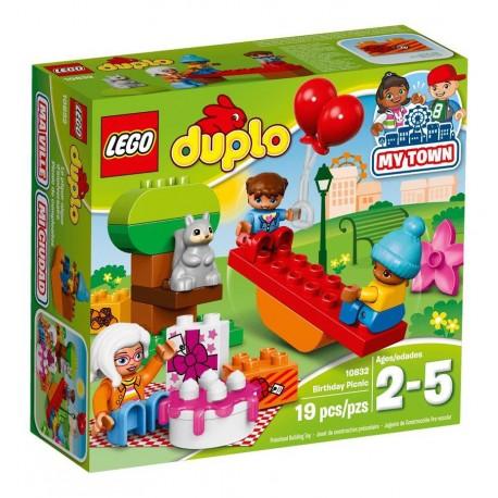 LEGO DUPLO Town Przyjęcie urodzinowe 10832