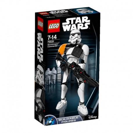 Lego STAR WARS 75531 Dowódca szturmowców ( Stormtrooper Commander )