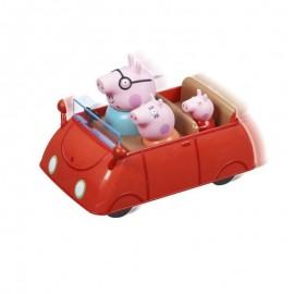 TM TOYS Peppa samochód rodzinny