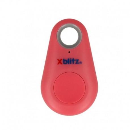 Wielofunkcyjny lokalizator Bluetooth Xblitz Finder czerwony