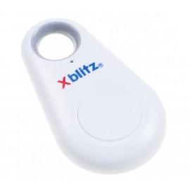 Wielofunkcyjny lokalizator Bluetooth Xblitz Finder biały