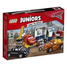 Lego JUNIORS 10743 Warsztat Smokey'ego ( Smokey's Garage )