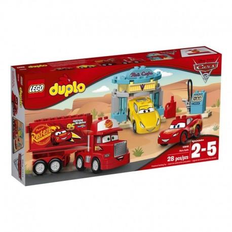 Lego DUPLO 10846 Kawiarnia Flo ( Flos Cafe )